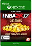 NBA 2K17: 200,000 VC - Xbox One [Digital Code]