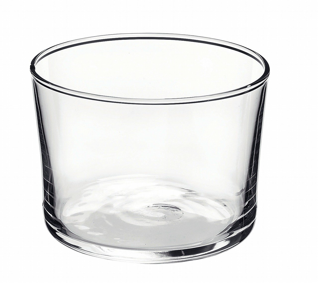 Bormioli Rocco 5154420 Bodega Small Glass Tumblers, Pack of 3, 20cl Pengo