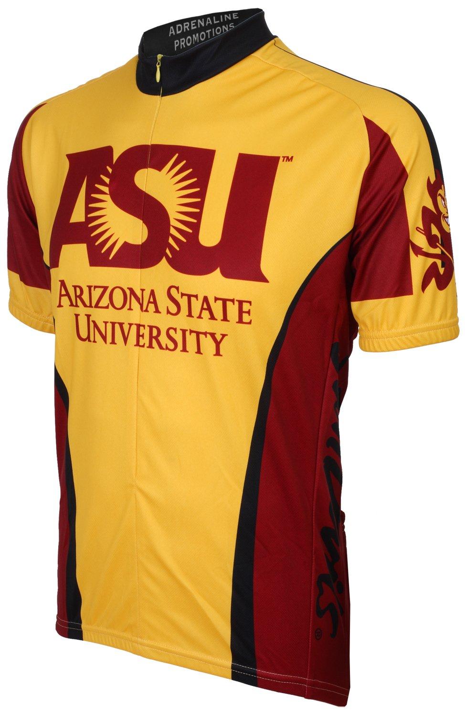 Adrenaline Promotions NCAA Arizona State Sun Devils Radfahren Jersey