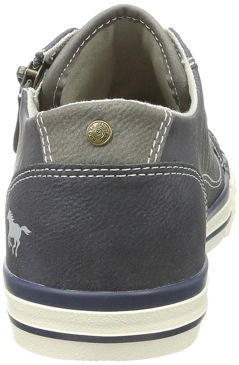Mustang Damen 1146-302-800 1146-302-800 1146-302-800 Sneaker Blau (800 Dunkelblau) 5d08d5