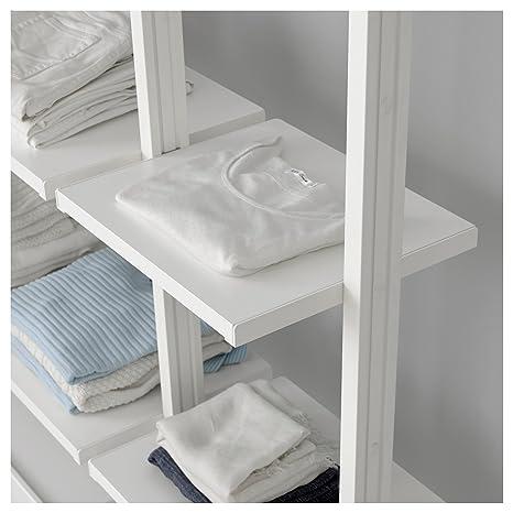 IKEA ELVARLI - Larga Blanca: Amazon.es: Hogar