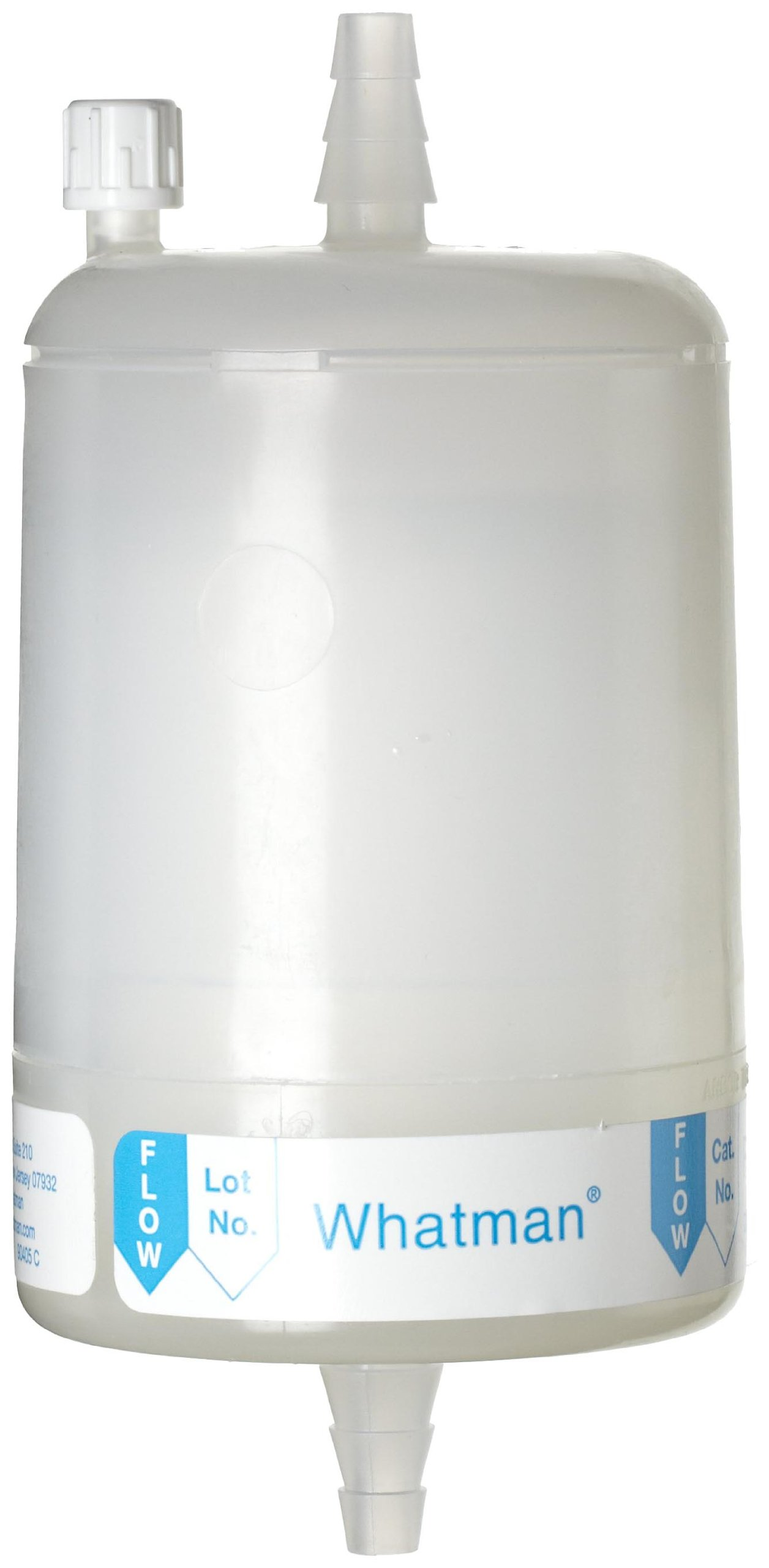 Whatman 6700-7504 Polycap TF 75 PTFE Membrane Capsule Filter with SB Inlet and Outlet, 60 psi Maximum Pressure, 0.45 Micron by Whatman
