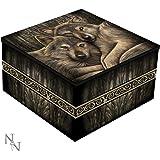 De que los Companion Lisa Parker de joyas caja joyero con Nemesis Now