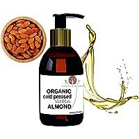 Bio Certifierad mandelolja kallpressad olja (500 ml)