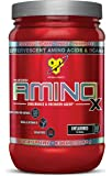 BSN Amino X Post Workout Muscle Recovery & Endurance Powder with 10 Grams of Amino Acids Per Serving, Unflavored, 30 Servings