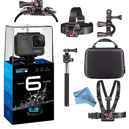 Amazon.com: GoPro HERO6 CHDHX-601 - Funda para GoPro Hero6 ...
