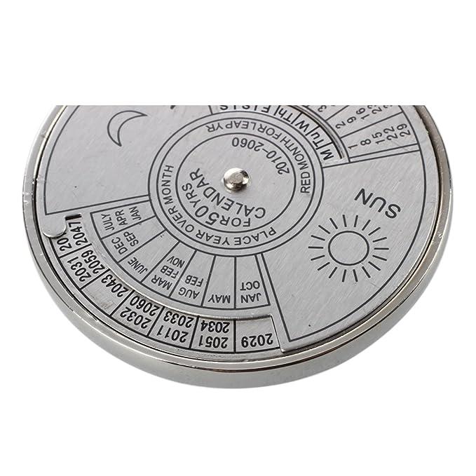 Amazon.com: keychain-toogoo (R) Llavero de metal y ...