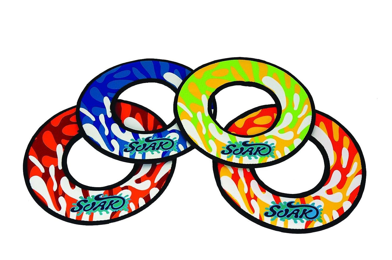 数量限定セール  SOAK Water Flying Series Flying SOAK Ring, Water Colours Vary B00WG5HE4W, トリンプ公式ストア:68d02bc2 --- irlandskayaliteratura.org