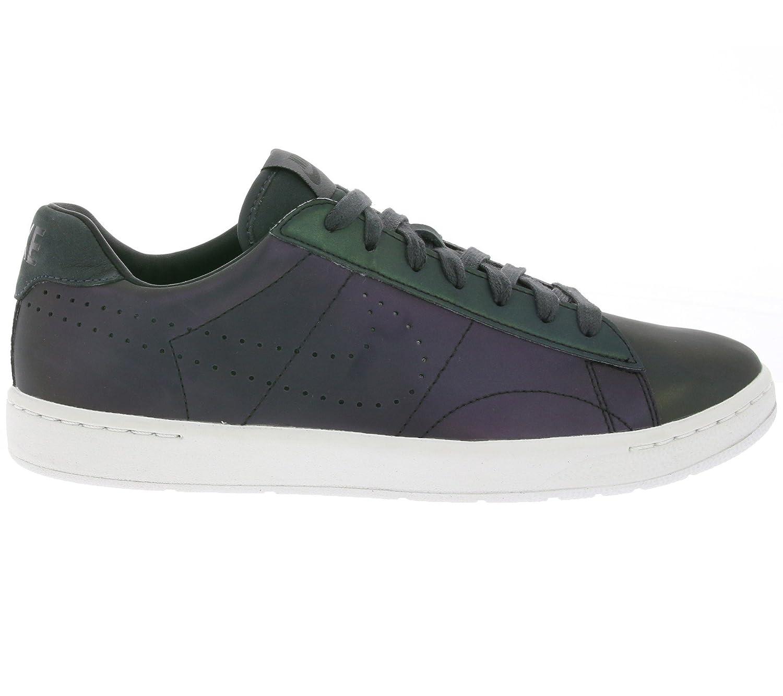 20e673036 Amazon.com | Nike Tennis Classic Ultra Premium 'Quickstrike Release'  Sneaker Black 830699 001 | Tennis & Racquet Sports