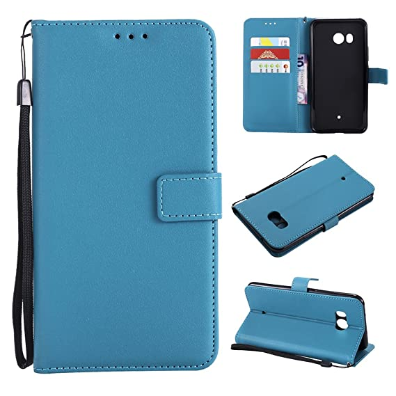 info for 29989 8ed51 Amazon.com: HTC U11 Wallet Case, Lifeepro [New] [Card Slots] [Photo ...