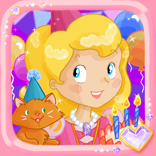 White Party Dress Ideas - Princess Birthday Party Puzzle Game for Kids: Attend a Royal Party with Princesses, Ponies, Kittens, and More! - Free