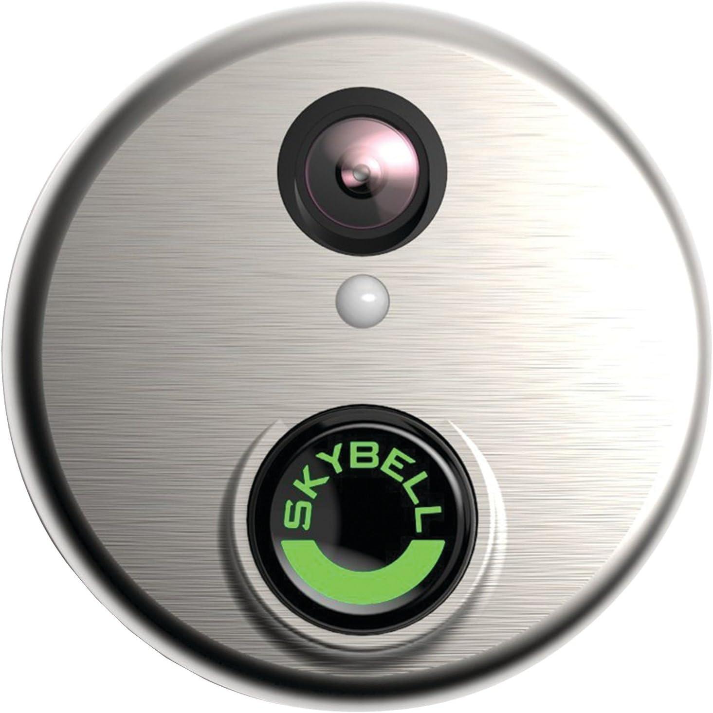 SkyBell SH02300SL HD WiFi Video Doorbell