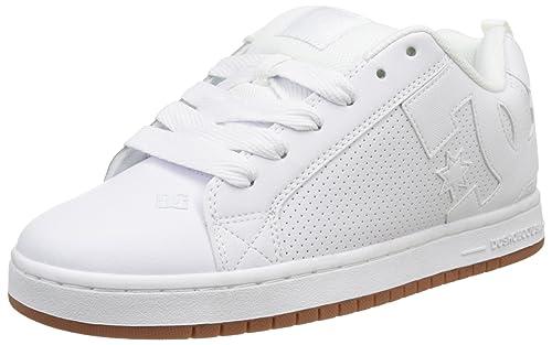 DC Court Graffik, Zapatillas de Skateboard para Hombre: Amazon.es: Zapatos y complementos