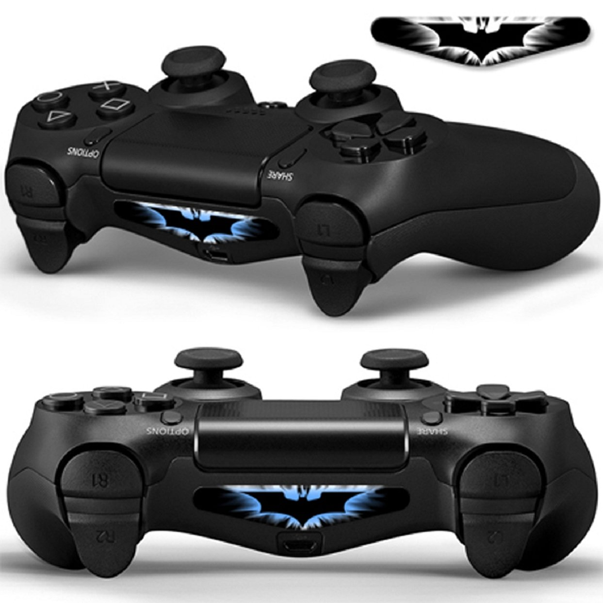 Amazon coromose game controller light bar sticker film for amazon coromose game controller light bar sticker film for ps4 playstation 4 i cell phones accessories aloadofball