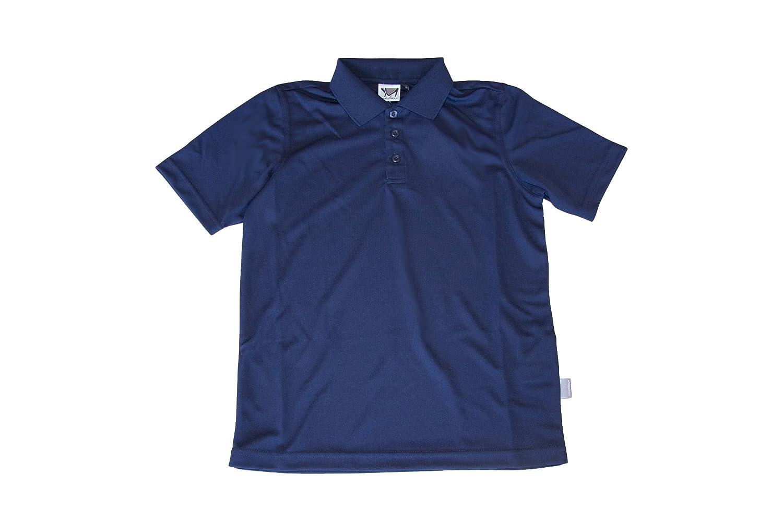 Maier Sports Kinder Poloshirt Lena amparo blue 152 55130371