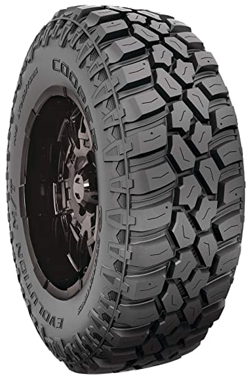 31x10 50r15 Tires >> Cooper Evolution M T All Terrain Radial Tire 31x10 50r15 109q 6 Ply