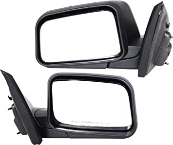Mirror For 2008 Ford Edge Driver Side Kool Vue