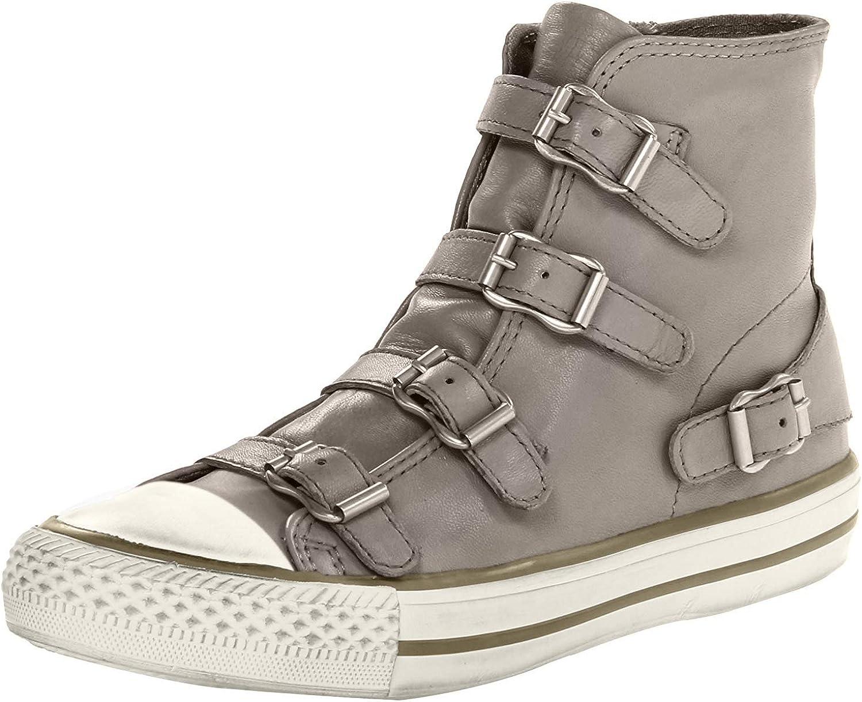 Ash Zapatos Virgin Zapatillas de Cuero Mujer