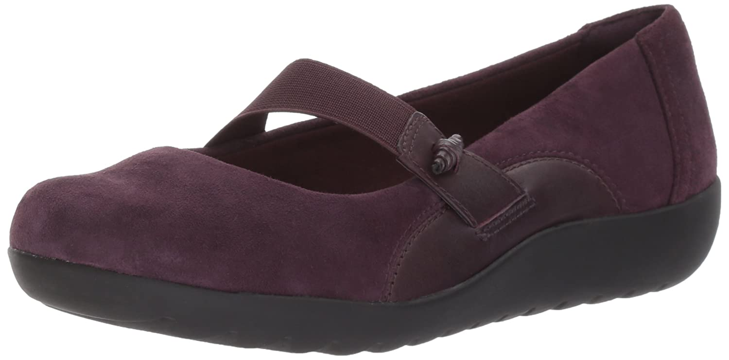 Clarks Women's Medora Frost Mary Jane Flat: Amazon.in: Shoes