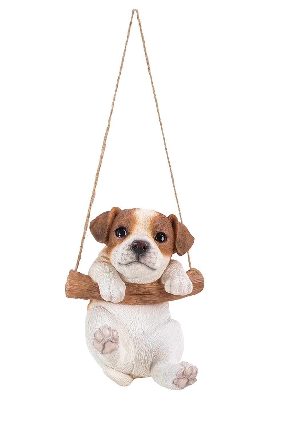 Hanging Jack Russell Terrier Puppy