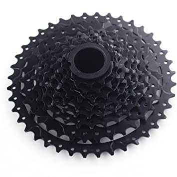 40t For Mountain Bike Shimano Sram 425g Sunrace 9 Speed Cassette Csm990 11t Cassettes, Freewheels & Cogs Bicycle Components & Parts