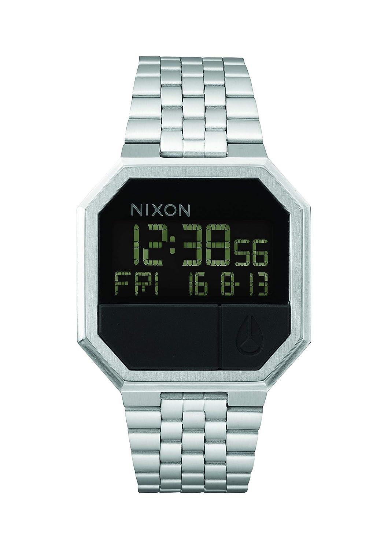 TALLA Talla única. Nixon Relojes Hombre, Nixon Reloj Dorado, Re Run Reloj Digital