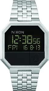 Nixon - Reloj Digital Unisex de Cuarzo con Correa de Acero Inoxidable