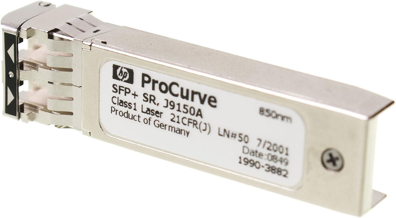 Hewlett Packard HP ProCurve 10-Gbe SFP+ SR Transceiver - Limited