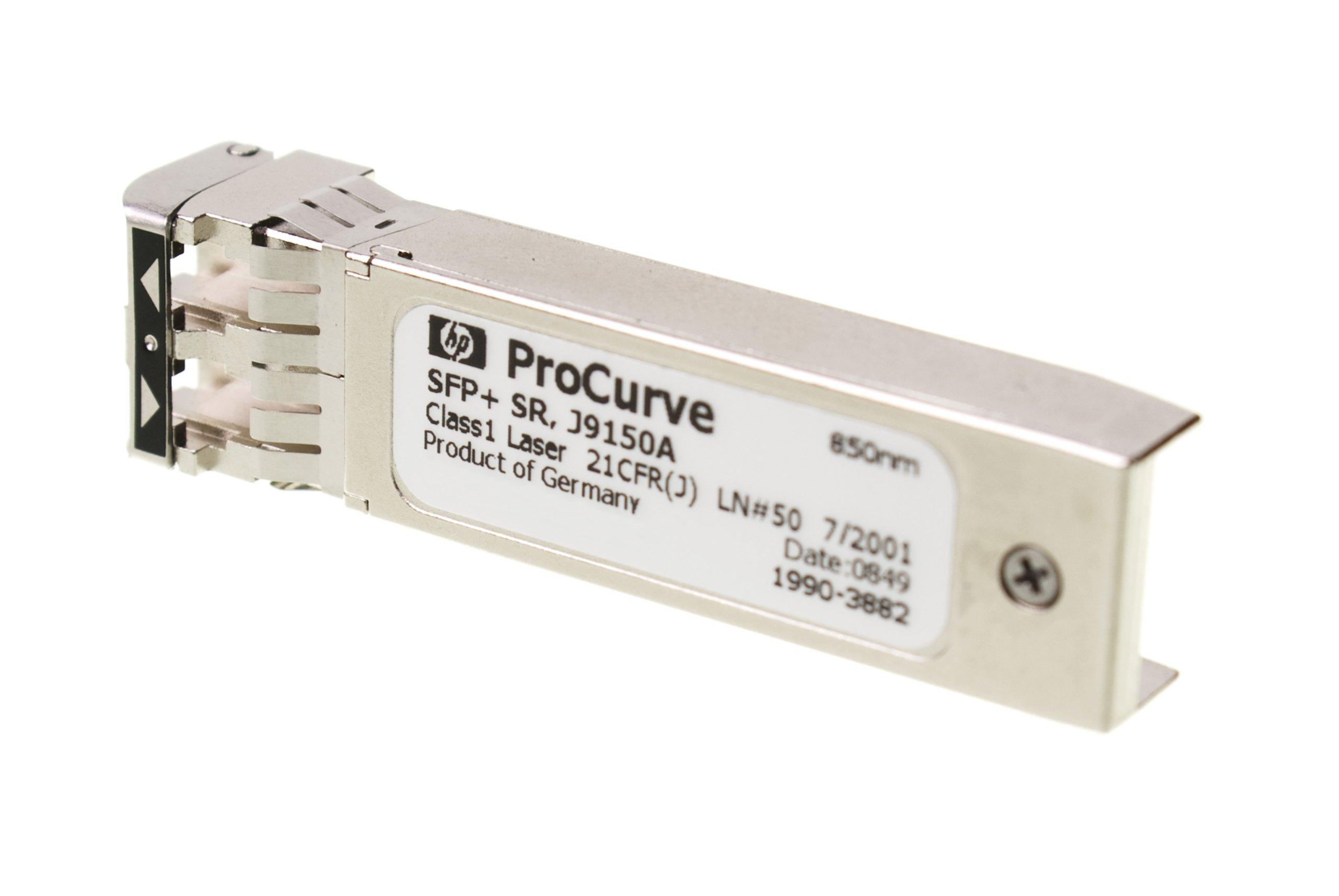 Hewlett Packard HP ProCurve 10-Gbe SFP+ SR Transceiver - Limited by HP