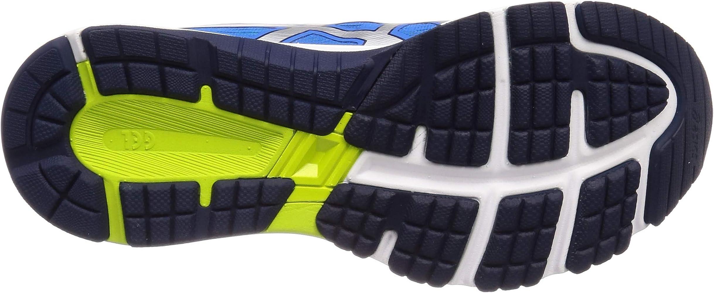 Asics Gt-1000 8, Zapatillas de Running para Hombre, Azul (Electric Blue/Silver 401), 39 EU: Amazon.es: Zapatos y complementos
