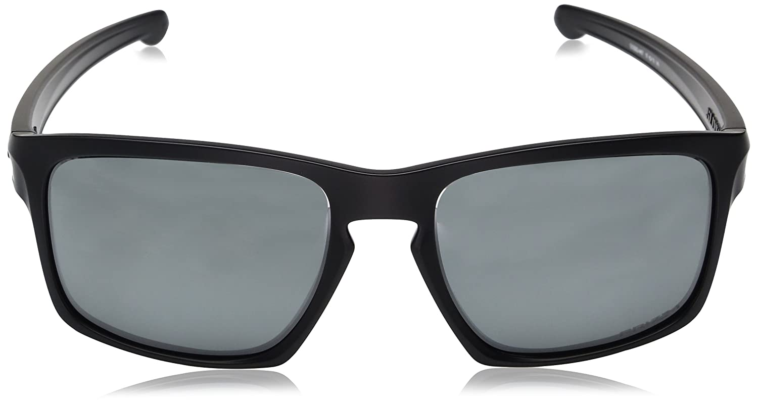 9ce92c9846e7 Amazon.com  Oakley Sliver Polarized Sunglasses