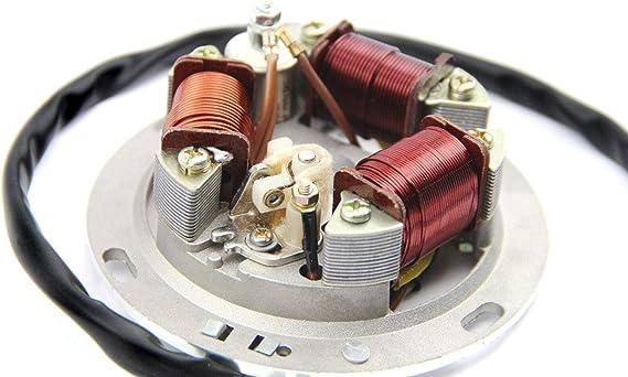 Grundplatte Stator Komplett 12v 8307 12 1 100 Unterbrecher Für Simson Auto