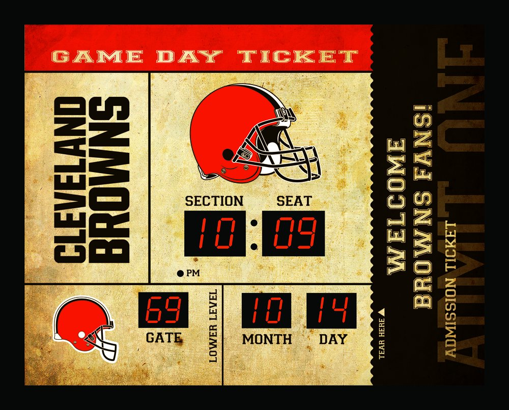 Amazon.com : Team Sports America Cleveland Browns Bluetooth ...