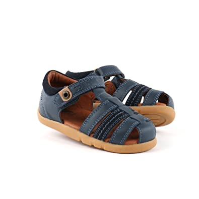 40bbeef8e74c Bobux I-walk Boys Roamer Sandals Navy Blue EU27  Amazon.co.uk  Shoes ...