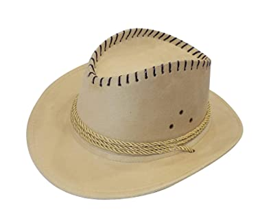 3f2b8dcecec Buy Fully New Arrival Hats For Men And Boys Cowboy Floppy Hats Cream Color  50 Gram Pack Of 1 Online at Low Prices in India | Amazon Jewellery Store ...