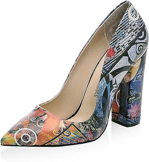 Lua Lua Cassa Mujer: Amazon.es: Zapatos y complementos