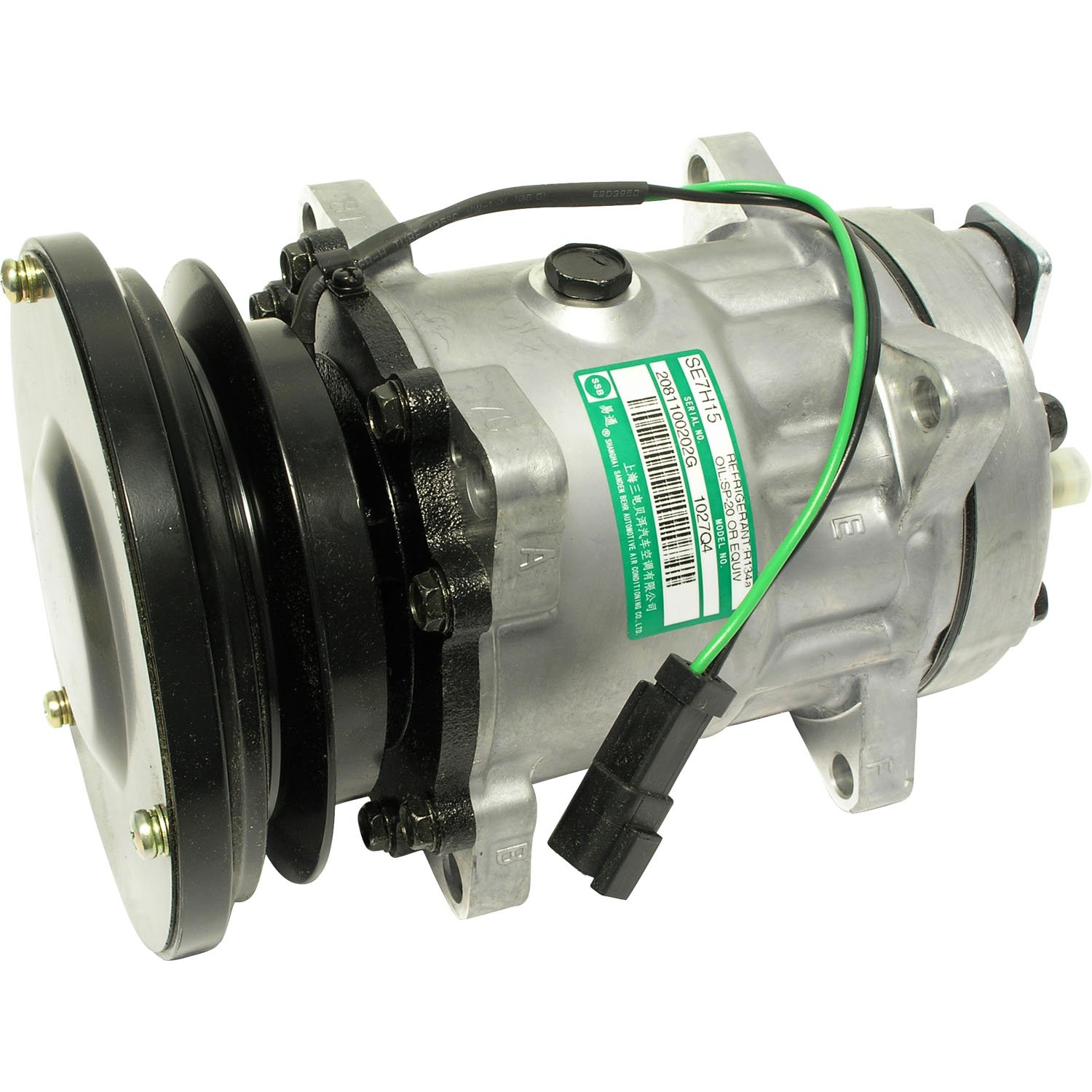 Universal Air Conditioner CO 4468C A/C Compressor by UAC