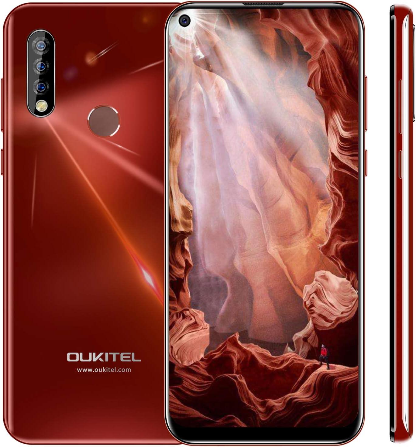 Teléfono Moviles Libres, OUKITEL C17 Pro Smartphone Libre, 4GB RAM ...