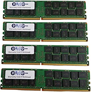 32GB (4X8GB) Memory Ram Compatible with HP/Compaq Workstation Z840 EccR Ddr4 for Servers Only by CMS C123