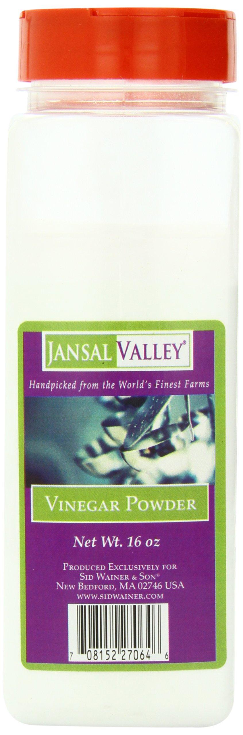 Jansal Valley Vinegar Powder, 16 Ounce