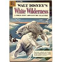 Four Color Comics #943 1958- Walt Disney White Wilderness