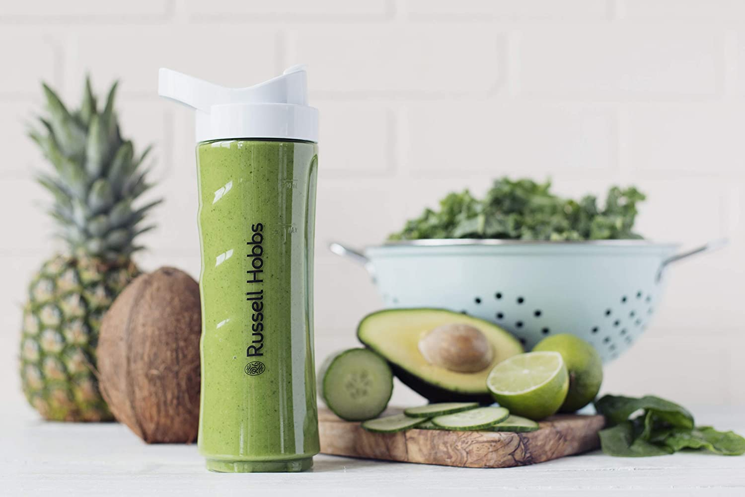 Amazon.com: Russell Hobbs Mix and Go Cool Personal Blender ...