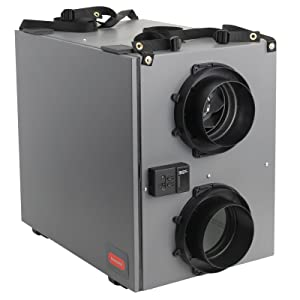 Honeywell VNT5150E1000 Truefresh 150 CFM Energy Recovery Ventilation System