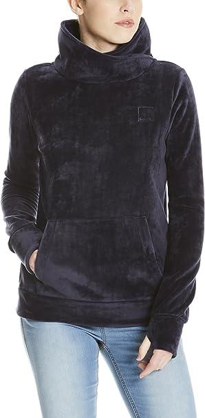 Bench Damen Her. Overhead Fleece Funnel Sweatshirt