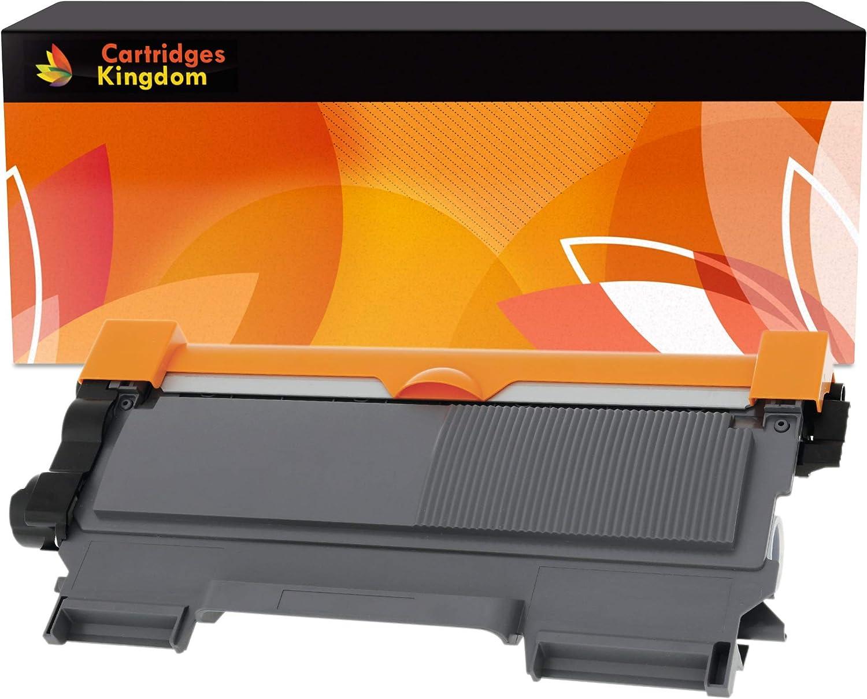 Cartucho de tóner láser Compatible para Brother TN2010 / 2220, HL-2130 HL-2132 HL-2135W HL-2240 HL-2240D HL-2250DN HL-2270DW DCP-7055 DCP-7060D DCP-7065DN MFC-7360N | de Alta Capacidad 5.000 páginas