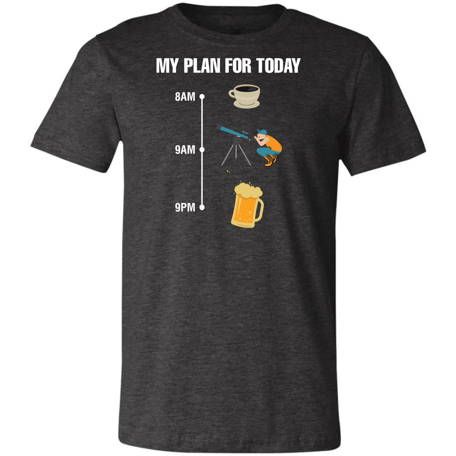 My Plan For Todaycute Gifts For Bird Watching Tshirt