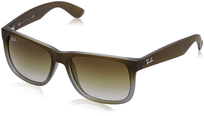 9b4a8dacb7f85 Ray-Ban Gradient Rectangular Men s Sunglasses (854 7Z