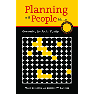 Planning as if People Matter: Governing for Social Equity (Metropolitan Planning + Design)