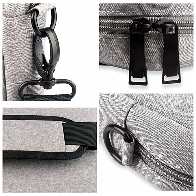 Amazon.com: GADIEMKENSD A Shoulder Bag Laptop Bags E Laptop Case Bag Portable for Laptop Laptop Supplies Bags Under 20 Pounds Office Case Black: Computers & ...