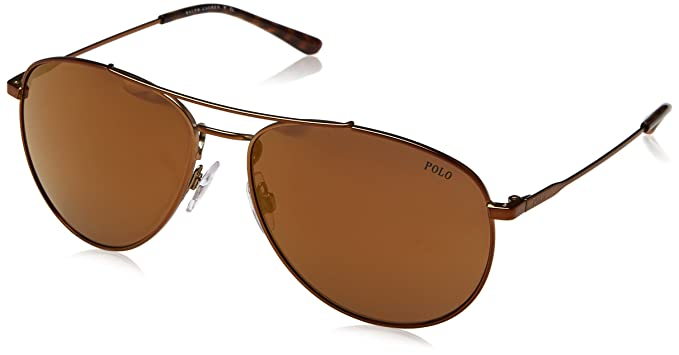 Ralph Lauren POLO 0PH3111 Gafas de Sol, Demi Shiny Bronze ...